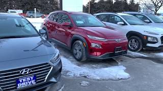 2019 Hyundai Kona Electric Quick Review | Better Than Tesla 3? Cars In Canada