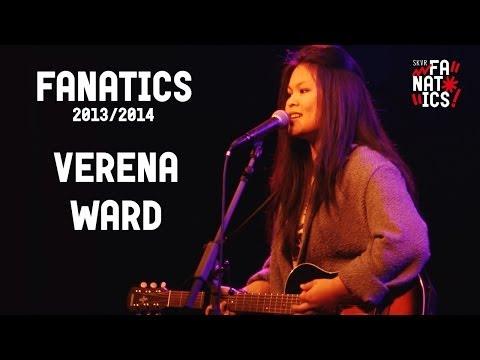 Verena Ward - Fanatics 2013/2014 (3e editie)