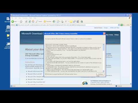 Microsoft Word 2007 troubleshoot?