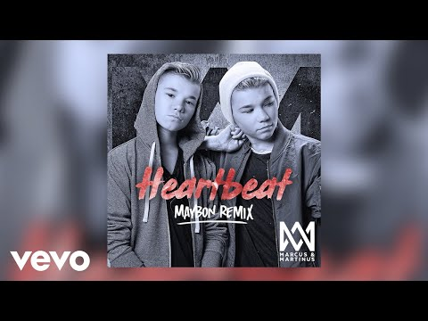 Marcus & Martinus - Heartbeat (Maybon Remix) Mp3