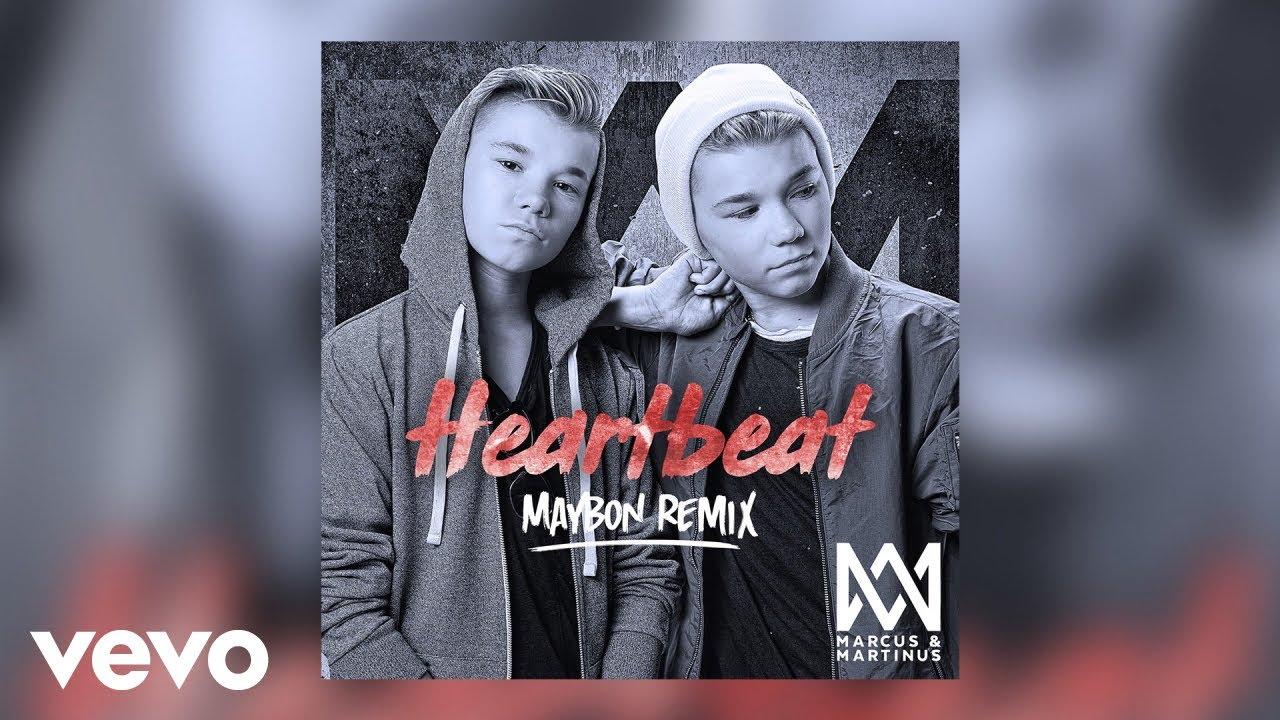 Marcus og martinus heartbeat remix