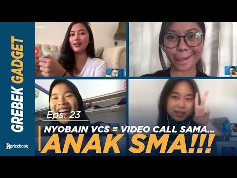 Berapa Harga Gadget Lo? Edisi Video Call Anak SMA! #GrebekGadget 23