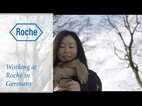 Working as an expat for Roche in Germany: Stella's story