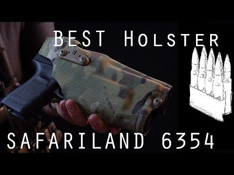 Best Military / Professional Holster SAFARILAND 6354