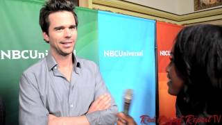 David Walton #AboutABoy at the 2014 NBCUniversal Summer Press Day #NBCU @davidwalton