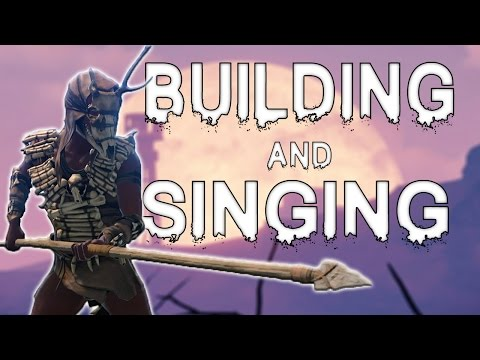 Rust | Building A New Base And Singing In The Rain! (Solo Survival #21)
