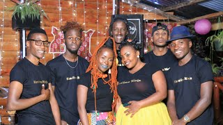 Kansiime's listeners' party.🇺🇬🎶 Kansiime music