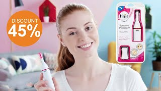 Remove Hair | Veet Sensitive Touch Beauty Trimmer | Piqood.com | Online Shopping Bangladesh