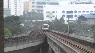 C151A 525/526 Arriving Sembawang (Southbound)