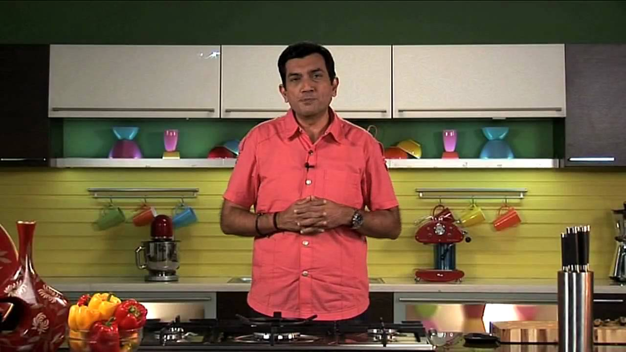 Sanjeev Kapoor\'s cooking contest post a video response - YouTube