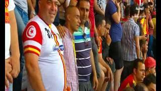 مقابلة  : الترجي الرياضي  -  النجم الساحلي  ليوم  18 / 05 / 2017