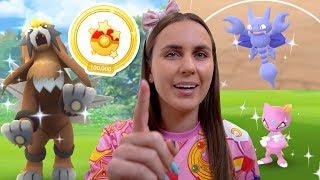 100 MILLION XP & 100 THOUSAND CATCHES in Pokémon GO!