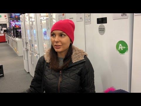 видео: Выбираем/покупаем холодильник/ Обновка/ vlog Русские в Финляндии