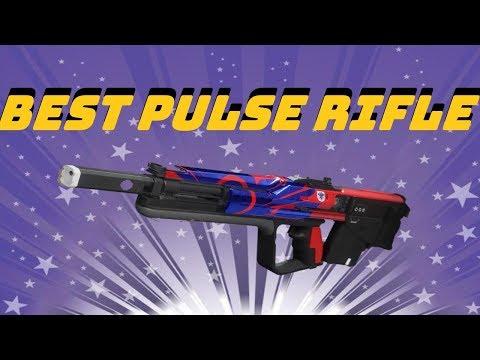 The Best Pulse Rifle in Curse Of Osiris - Autumn WInd - Destiny 2