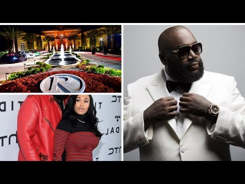 Rick Ross Net Worth 2018 Updated | (Net Worth, Houses, Cars, Girlfriend)