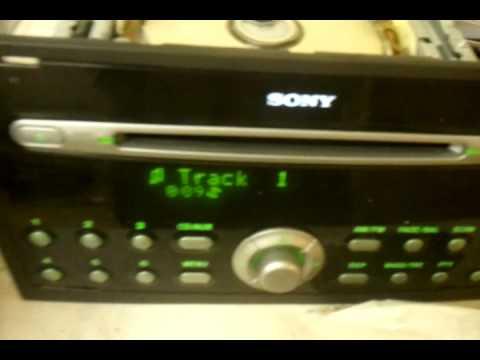 sony cd132 cd6 youtube rh youtube com sony cd132 cd6 instructions DPX300U Manual