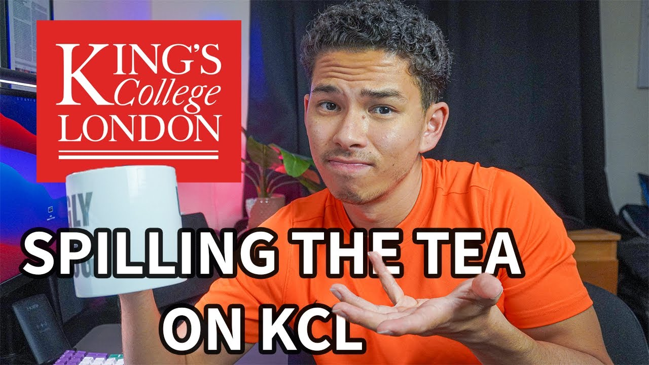 A RUTHLESS Review of King's College London | Theft, Social Life, Academics