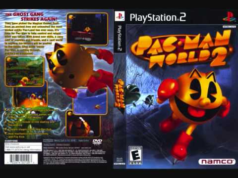 Pac-Man World 2 Soundtrack (HQ) - Volcanic Panic