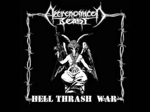 Necronomicon Beast - In Hell We Trust