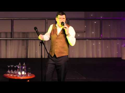 You're Beautiful Cross-Community Conference - David Archer Singing