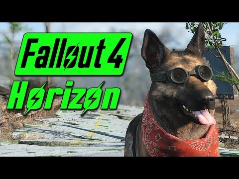The Best Possible Start in Fallout 4 Horizon | The Wanderer's Wasteland Survival Guide - Issue #1