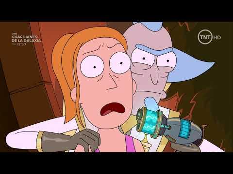 Rick destruye el consejo de Ricks | Rick y Morty (Castellano)