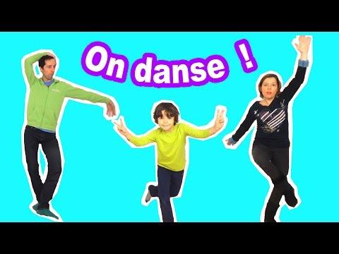 DANSE, MUSIQUE & Fun en famille - On s'éclate avec le Jeu TOP DANCE !
