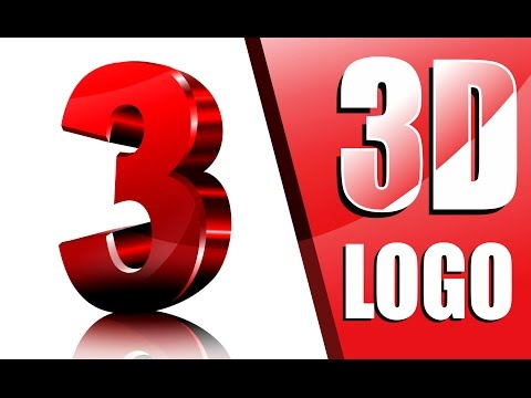 Best 3D Logo Design Using Coreldraw Tutorial