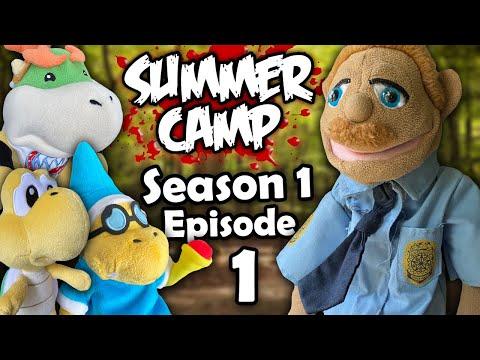 AwesomeMarioBros - Summer Camp! Season 1 Part 1