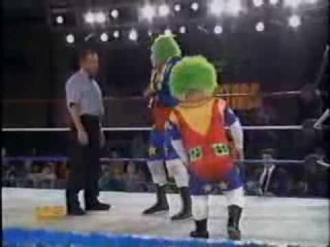 WWE Doink Dink Debut