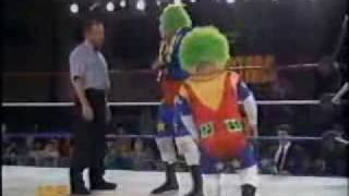 WWE Doink Dink Debut