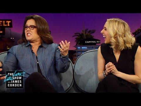 How to Handle TMZ w/ Nikki Glaser & Rosie O'Donnell