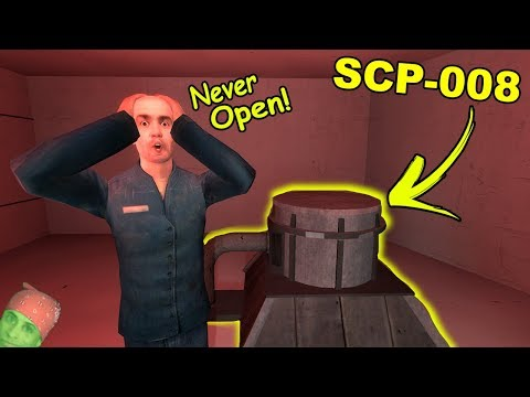 Never Open SCP-008