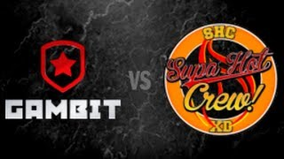 GMB vs SHC - 2014 EU LCS Super Week W1D3
