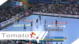 EHF Champions League 2013/14 Matchday 2 METALURG - PSG Full match