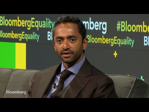 Palihapitiya on Speaking Out in Silicon Valley