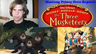 Joshua Orro's Mickey, Donald, Goofy: The Three Musketeers (2004) Blog