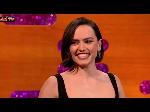 FULL Graham Norton Show 20/12/2019 Daisy Ridley, John Boyega, Henry Cavill, Ruth Jones, Rob Brydon