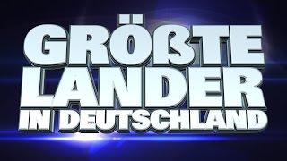10 Größte Lander in Deutschland