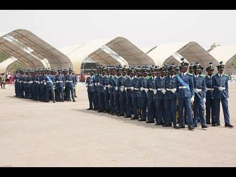 Nigerian airforce direct short service