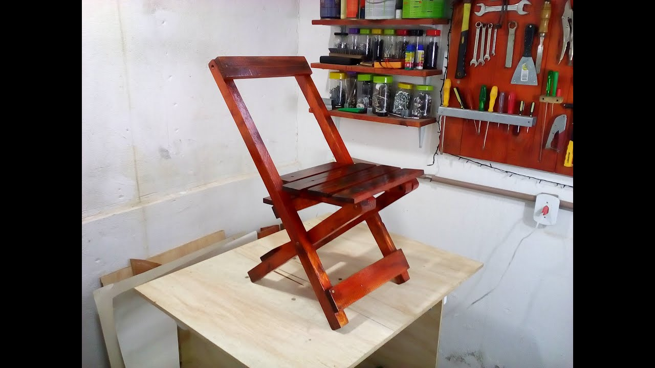Cadeira dobrável de bar   #AC3B1F 2560x1920