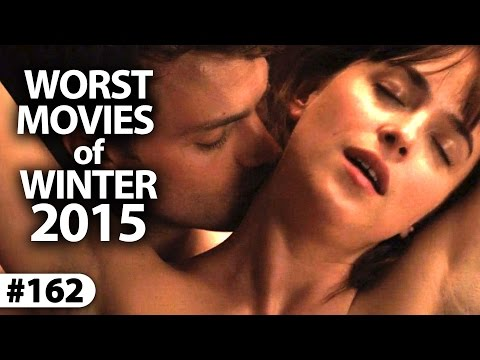 Fifty Shades Of Shit: Worst Movies Of Winter 2015