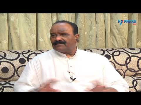 Exclusive interview with Telangana Home Minister Nayini Narsimha Reddy - Express TV