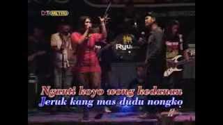 Om New METRO - PRAWAN KALIMANTAN -  BRODIN & LALA [karaoke]