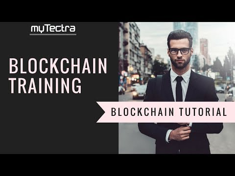 Blockchain Tutorial | Blockchain Technology | Blockchain Training | Blockchain Demo | myTectra