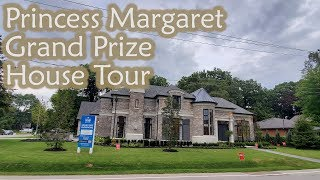 Princess Margaret Lottery Grand Prize 4.8 Million Dollar Home Tour - Fall 2019