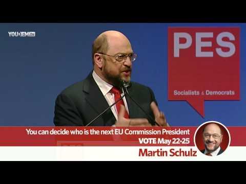 Martin Schulz on Creating Jobs