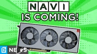 Navi STILL Coming This Year, Nvidia CEO Trashes AMD!