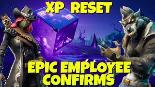 CALAMITY AND DIRE SKIN XP RESET IN FORTNITE - EPIC EMPLOYEE CONFIRMS