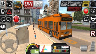 Bus Simulator Original - Android & iOS Gameplay | First Look Gameplay screenshot 4